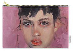 Portrait Demo Carry-all Pouch