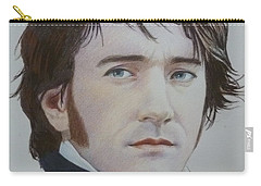Portrait Of A Gentleman Carry-all Pouch