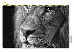 Portrait Of A King Carry-all Pouch