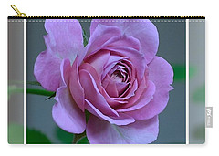 Portrait Of A Rose Carry-all Pouch