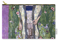 Portrait Of Adele Bloch-bauer II Carry-all Pouch