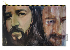 Portrait Of Cristo Soto Carry-all Pouch