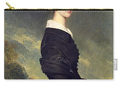 Portrait Of Francisca Caroline De Braganca Carry-all Pouch