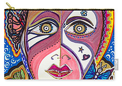 Portrait Of Hope Carry-all Pouch