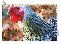 Portrait Of Rosie Carry-all Pouch