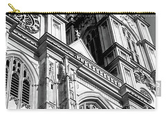 Portrait Of Westminster Abbey Carry-all Pouch