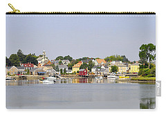 Portsmouth Nh South End Psep Carry-all Pouch by Jim Brage
