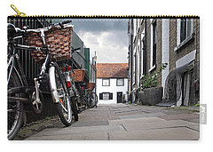 Carry-all Pouch featuring the photograph Portugal Place Cambridge by Gill Billington