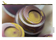 Portwine Infused Chocolates Carry-all Pouch by Sabine Edrissi