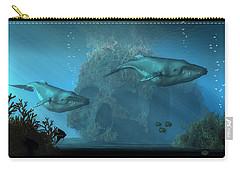 Poseidon's Grave Carry-all Pouch by Daniel Eskridge