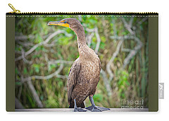 Posing Sea Bird Carry-all Pouch