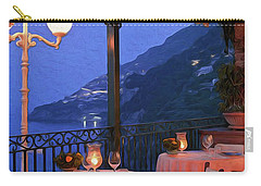 Positano, Beauty Of Italy - 05 Carry-all Pouch