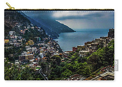 Positano By The Amalfi Coast Carry-all Pouch