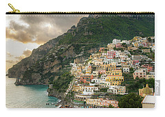 Positano Sunset Carry-all Pouch
