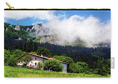 Postcard From Basque Country Carry-all Pouch