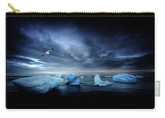 Postcard From Jokulsarlon Carry-all Pouch