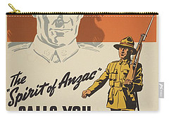 Department Of The Army Carry-all Pouches