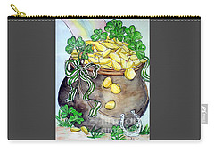 Pot-of-gold Carry-all Pouch
