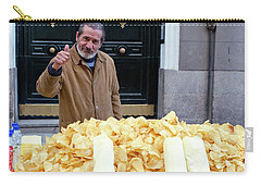 Potato Chip Man Carry-all Pouch
