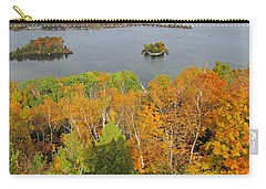 Potowatomi Tower Carry-all Pouch by Greta Larson Photography