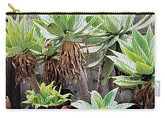 Potted Agave Plants Carry-all Pouch
