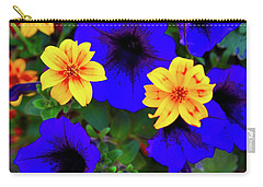 Potted Beauty Carry-all Pouch by Joe Burns