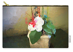 Potted Flower Carry-all Pouch