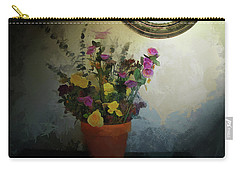 Potted Flowers 2 Carry-all Pouch