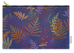Potter's Clay Ferns Carry-all Pouch