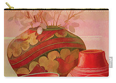 Pottery Carry-all Pouch