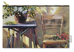 Pottery Maker's Table Carry-all Pouch
