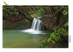 Pounder Branch Falls # 2 Carry-all Pouch