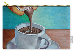 Pour Me A Cup Of Chocolate Please. Carry-all Pouch