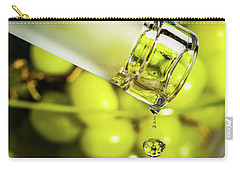 Pour Me Some Vino Carry-all Pouch