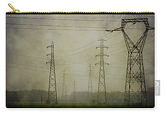 Power 5. Carry-all Pouch by Clare Bambers