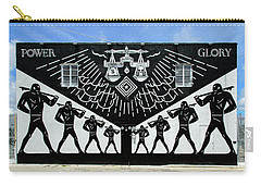 Power And Glory Carry-all Pouch by Keith Armstrong
