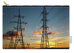 Power Cables Carry-all Pouch