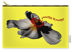Power Flower Anemone Carry-all Pouch