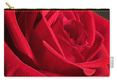 Carry-all Pouch featuring the photograph Power Of Love by Anita Oakley