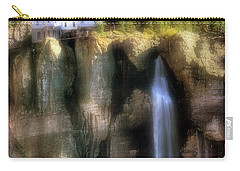 Bridal Veil Falls Power Plant - Telluride - Colorado Carry-all Pouch by Jason Politte
