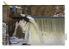 Power Station Falls On Black River One Carry-all Pouch