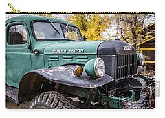 Power Wagon Carry-all Pouch by Lynn Sprowl