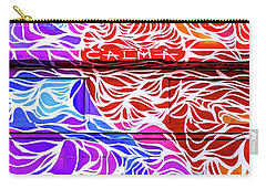 Power Waves Carry-all Pouch