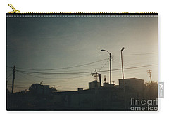 Untitled Street Scene Carry-all Pouch