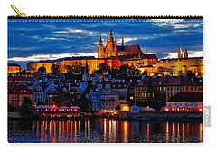 Prague Castle In The Evening Carry-all Pouch