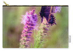 Prairie Butterfly Carry-all Pouch