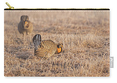 Prairie Chicken 4-2015 Carry-all Pouch