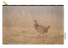 Prairie Chicken 5-2015 Carry-all Pouch