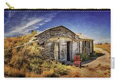 Prairie Homestead In South Dakota Carry-all Pouch