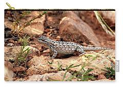 Prairie Lizard Carry-all Pouch